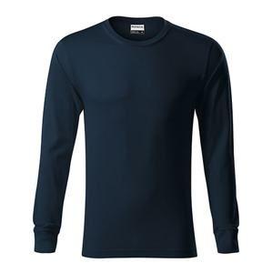 Adler Tričko s dlouhým rukávem Resist LS - Námořní modrá | XXXL