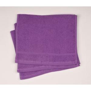 Malý ručník Economy 30x50 - Fialová | 30 x 50 cm
