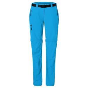 Pánské outdoorové kalhoty s odepínacími nohavicemi JN1202 - Jasně modrá | M