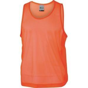Rozlišovací dres JN372 - Oranžová | L