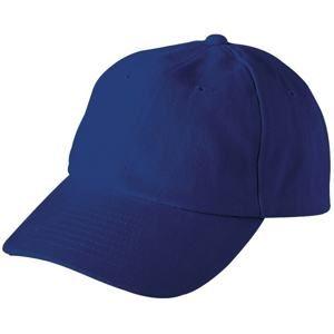 Reklamní kšiltovka 6 panelová MB6111 - Tmavě modrá | uni