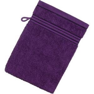 Mycí žínka MB425 - Tmavě fialová