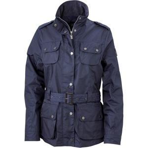Dámská stylová bunda JN1055 - Tmavě modrá | XL