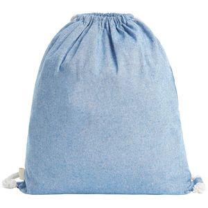 Látkový batoh PLANET - Modrá