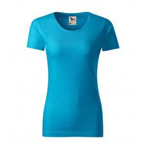 Dámské tričko Native - Tyrkysová | XL