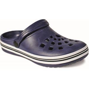 Dětské gumové nazouváky NIGU KIDS - Tmavší tmavě modrá | 28