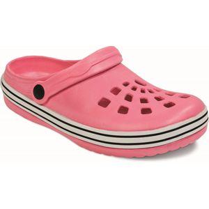 Dětské gumové nazouváky NIGU KIDS - Růžová | 27