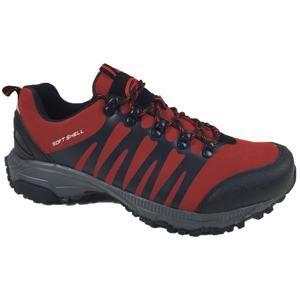 Sportovní softshellová obuv Feet - Červená | 36