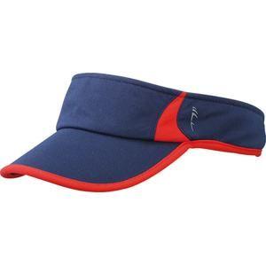 Sportovní kšilt MB6545 - Tmavě modrá / červená   uni