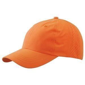 Sportovní kšiltovka MB6538 - Oranžová | uni