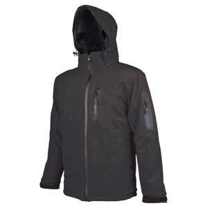 Zimní pánská softshellová bunda Spirit Winter - Černá | XXL