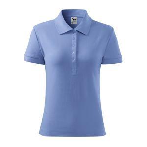 Dámská polokošile Cotton - Nebesky modrá | XS