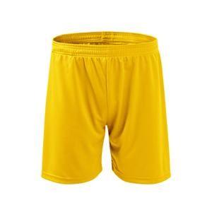 Pánské/dětské kraťasy Playtime - Žlutá | 158 cm (12 let)