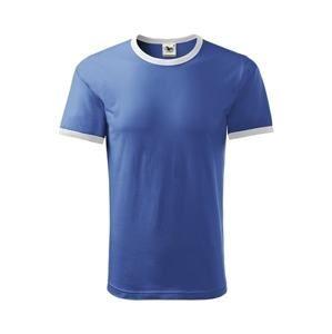 Tričko Infinity - Azurově modrá | XL