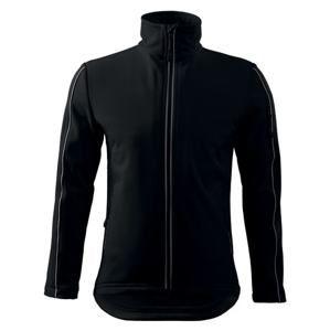 Pánská bunda Softshell Jacket - Černá | XL