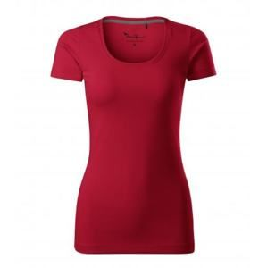Dámské tričko Action - Jasná červená | L