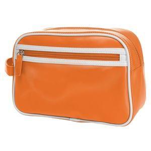 Kosmetická taštička RETRO - Oranžová