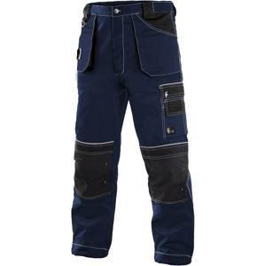Montérkové kalhoty ORION TEODOR - Tmavě modrá / černá | 52